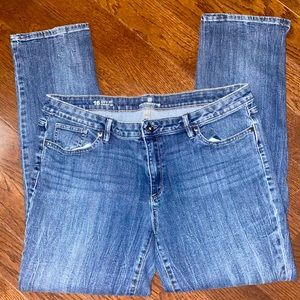 EUC Liz Claiborne City Fit Jeans #0591